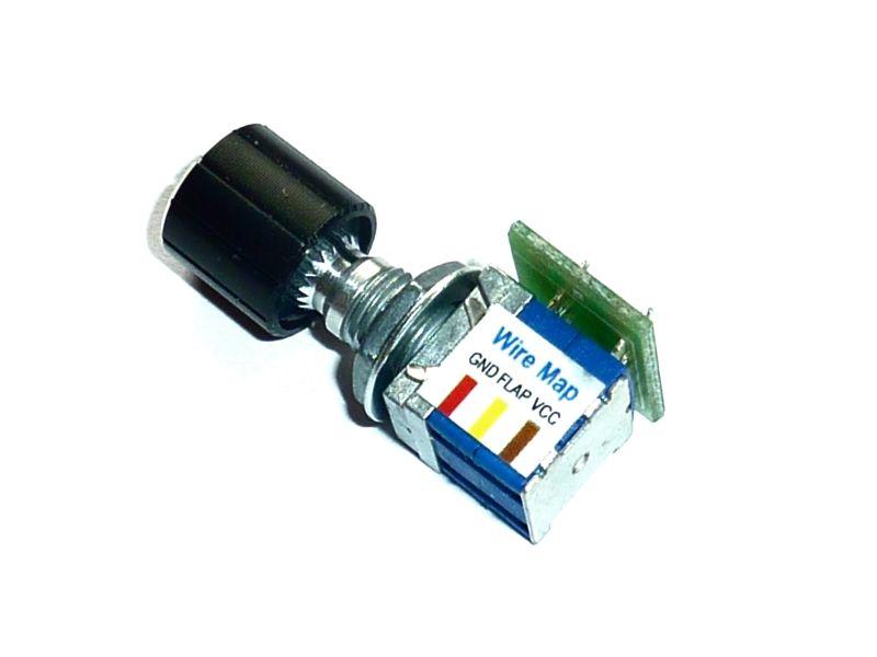 FrSky 6 fach Schalter - Stufenschalter - 6 Position Mode Flap Switch