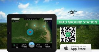 DJI 2.4G Datalink iOS Groundstation mit Bluetooth BTU