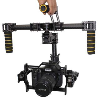Eagle Eye 3-Axis Profi Brushless Gimbal - 32Bit - Handheld Version - Komplettset