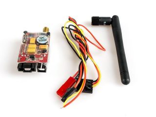 FPV Audio-Video Sender 5.8GHz 250mW TX 2058T 8 Kanal Transmitter