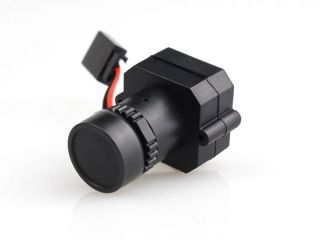 FPV Video Kamera TL300M - 600TVL 120° 2.8mm - 5 bis 15V PAL Camera