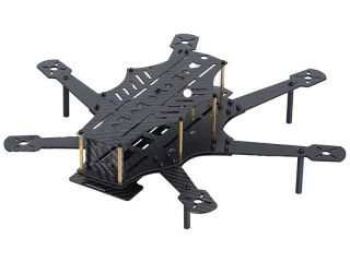 Hexacopter 6-axis 290mm Karbon KIT - PFV Hexacopter Speed Racer