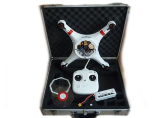 MARINER flugfertig ARF mit Alukoffer - wasserdichter Quadcopter  Waterproof Outdoor Multicopter